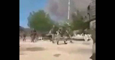 VİDEO – İdlib'teki Teröristler Suriye Ordusu'nun Operasyonunun Ardından Kaçıyor…
