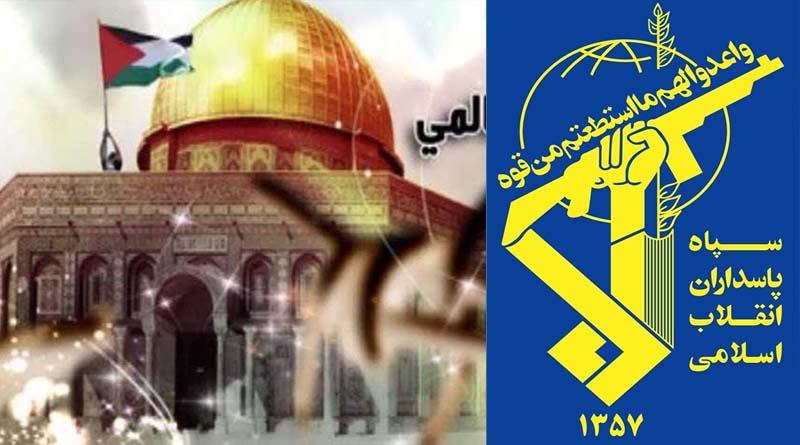 İran Devrim Muhafızları: Filistin Direnişi ve Kudüs İntifadası, Siyonist rejimi yok oluşun eşiğine getirdi!