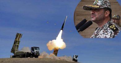 General Sabahiferd: İran, Başka Ülkelere Hava Savunma Sistemi Vermeye Hazır