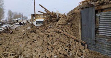 İran-Türkiye Sınırında 5,7 Büyüklüğünde Deprem!: 40 Yaralı