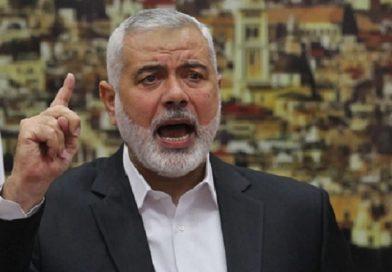 İsmail Heniye: Filistin Topraklarının Bir Tek Zerresini Bile Bölemeyecekler!