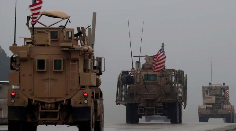 Büyük Şeytan ABD'nin Irak'taki Askeri Hareketliliğinin Nedenleri