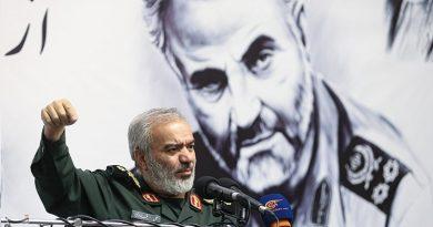 """Tuğgeneral Fedevi: ABD'nin bölgeden kaçışı """"İslam İnkılabı"""" ile başladı"""