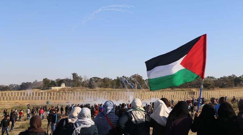 """Gazze Halkı """"Filistin Gençliği Cuması"""" Gösterilerine Hazırlanıyor"""