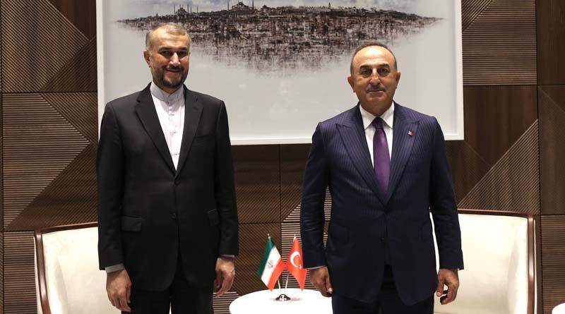 İran ve Türkiye dışişleri bakanları New York'ta ikili ilişkileri ele aldı