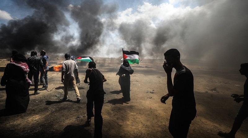 Siyonist İşgal Güçlerinin Gazze'ye Saldırısında 2 Filistinli Genç Şehid Oldu