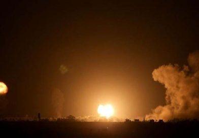 Terör Rejimi İsrail'den Suriye ve Gazze'ye hava saldırısı!