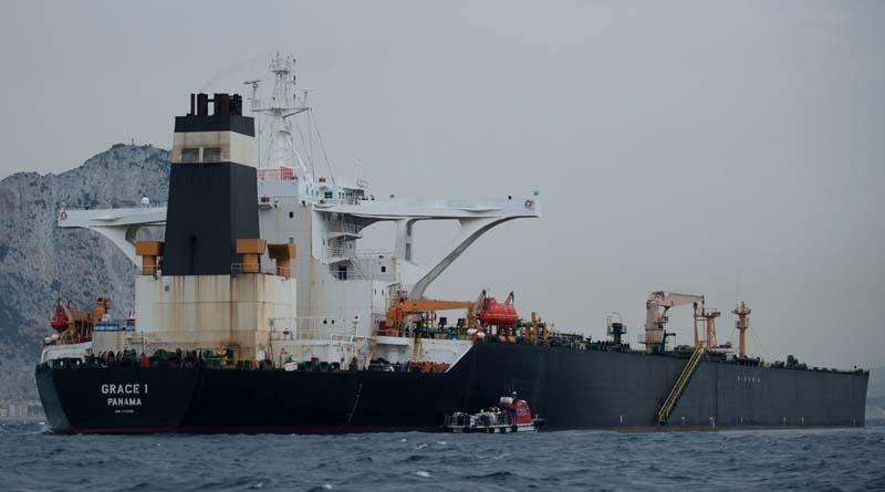Serbest Bırakılan İran Petrol Tankeri, Akdeniz'e Doğru Hareket Edecek