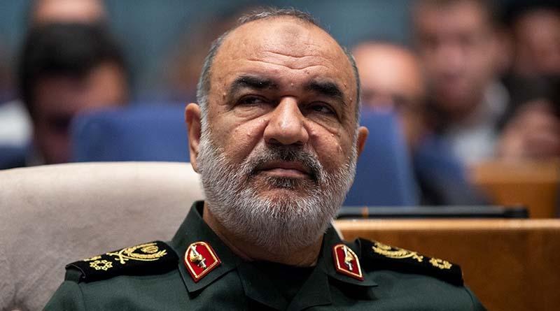 Tümgeneral Selami: Devrim Muhafızları'nın İstihbari Çalışmaları Düşmanları Şok Etti