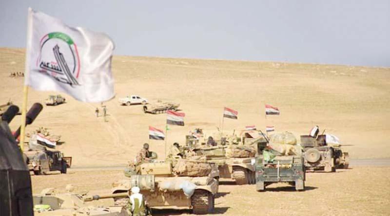 Haşdi Şabi'den Diyala'da IŞİD'e karşı geniş çaplı operasyon!