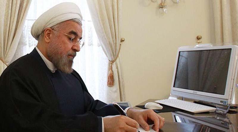 Hasan Ruhani'den Irak'a Erbain İçin Teşekkür Mesajı