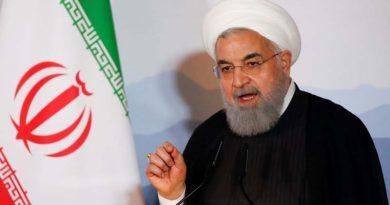 Hasan Ruhani: ABD'nin yasalara teslim olmaktan başka çaresi yok!