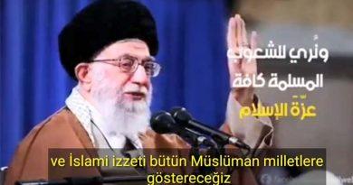 VİDEO – Düşmanlarımızı ahmak yaratan Allah'a (cc) hamd olsun