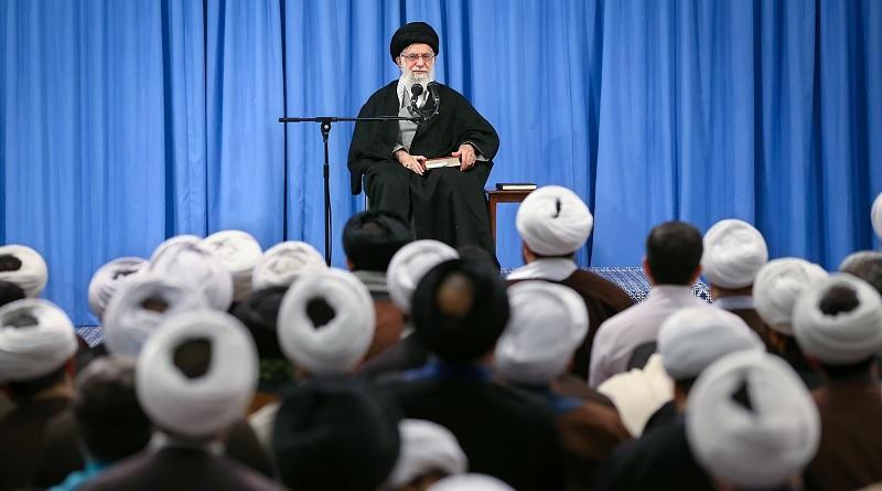 Hazreti İmam Seyyid Ali Hamaney, Seçimlere Yoğun Bir Katılım Gösteren İran Halkını Takdir Etti