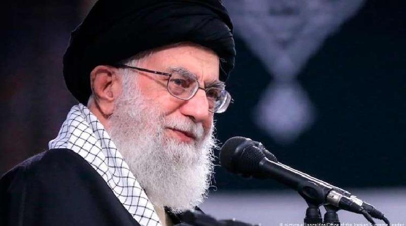 Hazreti İmam Seyyid Ali Hamaney'den İran Sağlık Bakanlığı'na Övgü