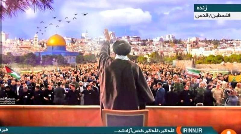 Dünya Müslümanlarının ve Mustazaflarının İmamı Hazreti İmam Seyyid Ali Hamaney, Dünya Kudüs Günü münasebetiyle yarın saat 13:00'da bir konuşma yapacak