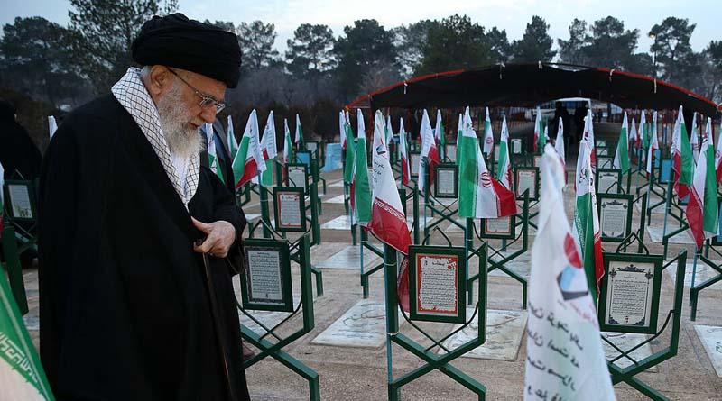 Hazreti İmam Seyyid Ali Hamaney: Şehitlerin pak kanı, İslam Cumhuriyeti'nin haklılığını tarihe yazdı
