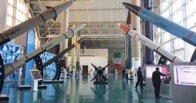 Tahran'da Devrim Muhafızları Hava Uzay Kuvvetleri'nin daimi fuarı açıldı