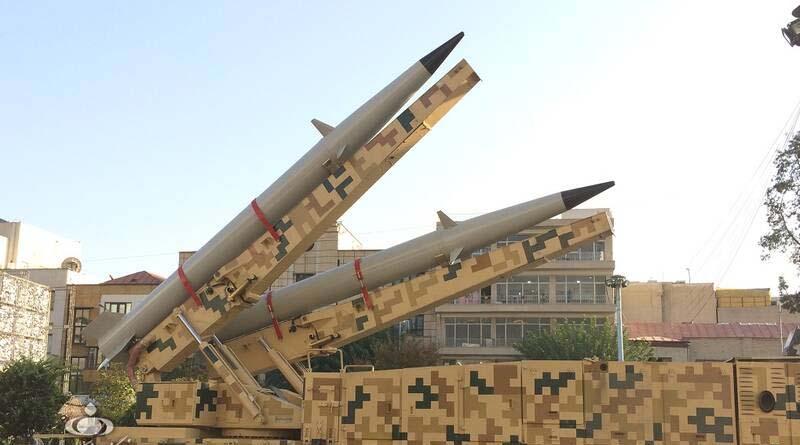 FOTO – İran Devrim Muhafızları'nın yeni füze fırlatma rampası görücüye çıktı