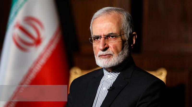 Seyyid Kemal Harrazi: İran'da Hiç Kimse Trump'la Müzakere Etmek İstemiyor