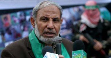 Mahmud ez-Zehhar: Siyonist Rejimi Anlaşmaya Zorlama Gücüne Sahibiz