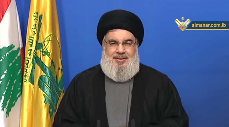 Seyyid Hasan Nasrullah: ABD'deki olaylar, sözde demokrasinin gerçek yüzünü gösterdi
