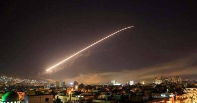 Suriye Hava Savunma Sistemleri, Düşman Hedeflerini İmha Etti