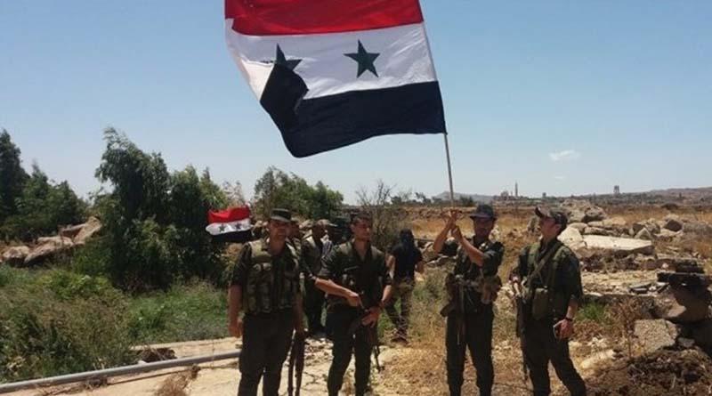 Suriye Ordusu Dera'da iki kasabayı ele geçirdi