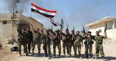 Suriye Ordusu İdlib'de İlerlemeye Devam Ediyor: 3 Kasaba Daha İşgalden Kurtarıldı