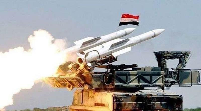 Suriye Ordusu: Ülkenin Hava Sahasını İhlal Eden Her Uçak Vurulacak!