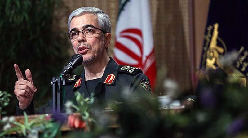 İran Genelkurmay Başkanı'ndan 'ABD ile müzakere' açıklaması
