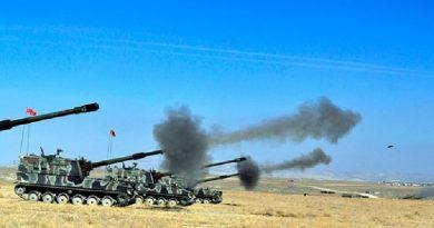 Türkiye'den Suriye'nin kuzeyine topçu saldırısı!