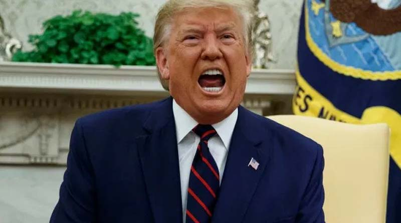 Siyonist Trump Yeniden İran'ı Tehdit Etmeye Başladı