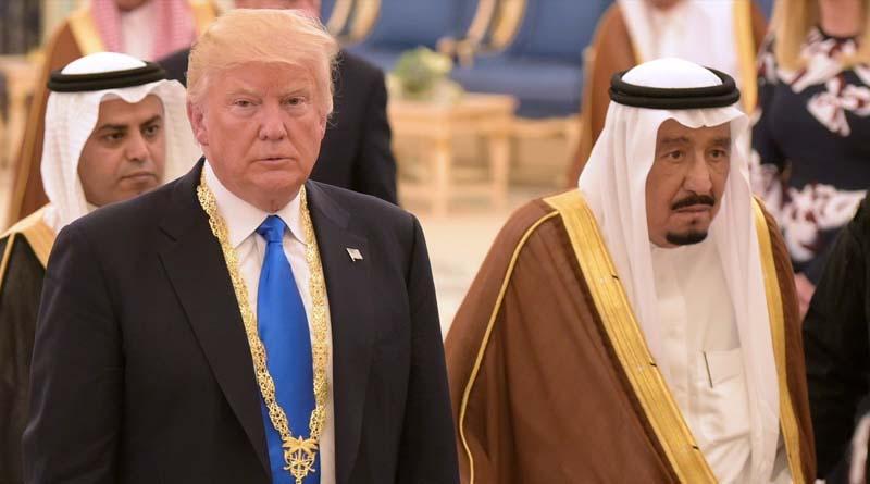 Trump'tan Suudilere Bir Aşağılama Daha