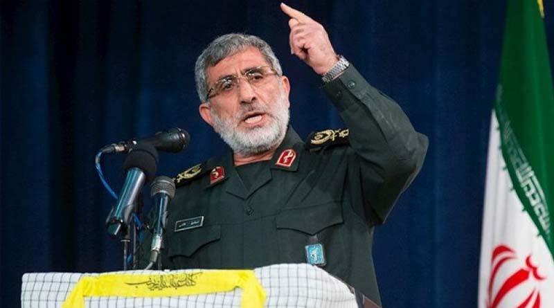 Kudüs Gücü Komutanı Tuğgeneral İsmail Kaani: İran İslam Cumhuriyeti, İslam düşmanlarını yenmeyi başardı!