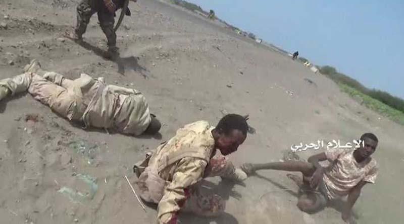 Yemen Hizbullahı Onlarca Suudi İşbirlikçiyi Esir Aldı