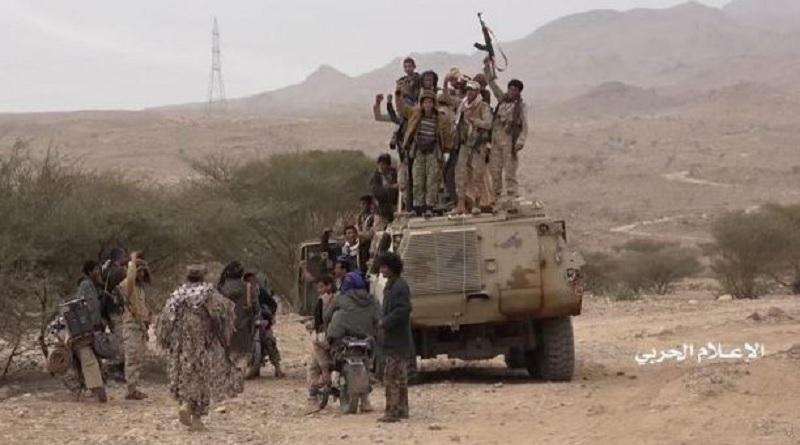 Yemen Hizbullahı el-Cevf Eyaletindeki Bir Kenti Suudilerin İşgalinden Kurtardı
