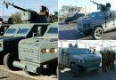 Yemen'in yerli üretimi zırhlı araçları görücüye çıktı