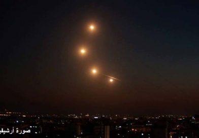 Gazze Direnişi Siyonist İsrail'in Askalan Kasabasını 4 Adet Grad Füzesiyle Vurdu!