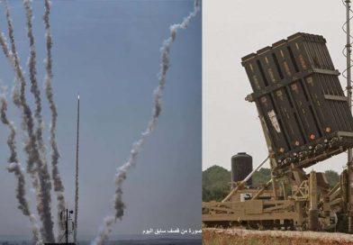 Siyonist Rejim İsrail'den bir itiraf daha!: Demir Kubbe, Direniş'in füzeleri karşısında etkisiz