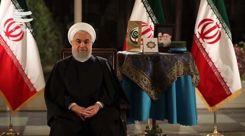 Ruhani'den Nevruz Mesajı: İran Milleti Kesinlikle Zafere Erecek