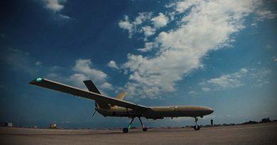İran Devrim Muhafızları Ordusu Hava-Uzay Gücü Komutanlığı Büyük Bir İHA Tatbikatı Düzenledi