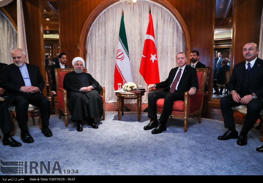 Ruhani:Terörizmle mücadele toplu işbirliği gerektirmektedir