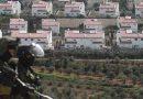 Siyonist İsrail, Filistin Topraklarına Yahudi Yerleşkeleri İnşa Etmeye Devam Ediyor