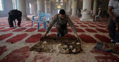 Filistinli Dini Merciler, Mescid-i Aksa'ya Karşı Yapılan Saldırı Ve Baskınların Engellenmesi Gerektiğini Bildirdiler